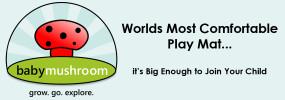 Baby Mushroom World S Most Comfortable Play Mat