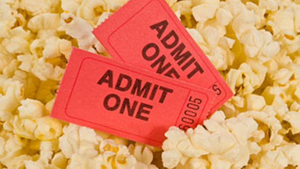 24. movie tickets